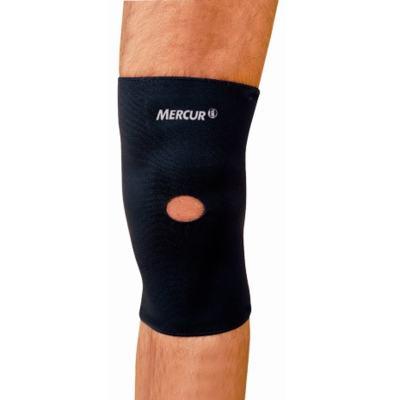 Imagem 1 do produto Joelheira Esporte Orifício Mercur Tamanho P 1 Unidade