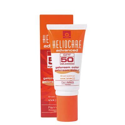 Imagem 1 do produto Heliocare Gel Color Heliocare - Protetor Solar - 50g