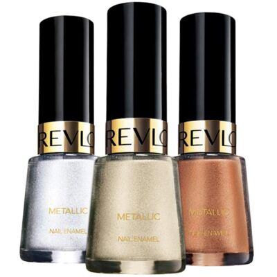 Imagem 1 do produto Nail Enamel Revlon - Esmalte Copy - 925 - Gold Coin