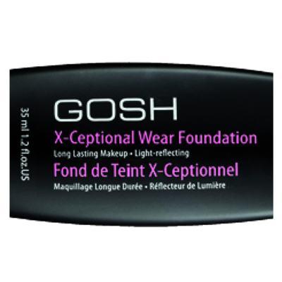 Imagem 4 do produto Base Facial Gosh Copenhagen - X-ceptional Wear Foundation - Sunny