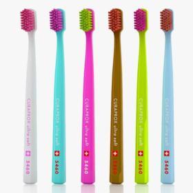 Escova Dental Curaprox Ultra Soft - Cores Sortidas | 1 unidade