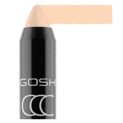 Imagem 5 do produto Contorno e Iluminador Facial Gosh Copenhagen - CCC Stick - Contour, Cover & Conceal - Light