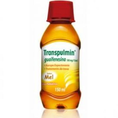 Imagem 1 do produto Transpulmin Xarope Infantil 150mL