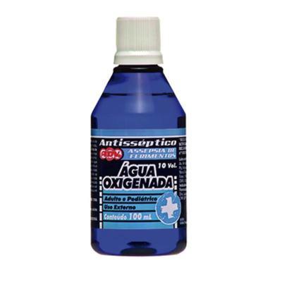 Água Oxigenada ADV 10 Volumes 100ml
