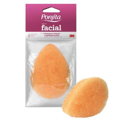 Imagem 1 do produto Esponja de Banho Ponjita 3M Facial