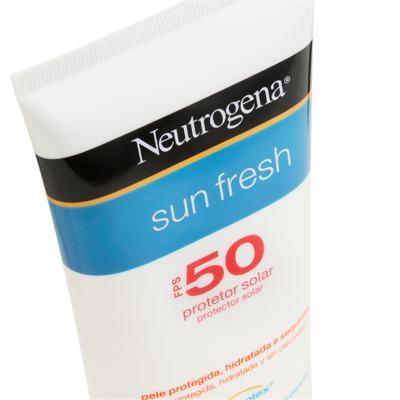 Imagem 3 do produto Protetor Solar Neutrogena Sun Fresh - Fps50 | 120ml
