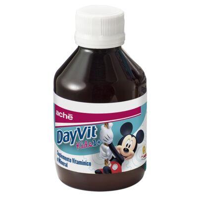 Imagem 2 do produto Aché DayVit Kids 1+ Suspensão Oral Tutti-Frutti 120ml