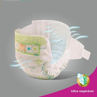 Imagem 3 do produto Fralda Descartável Pampers Premium Care XXG 32 Unidades