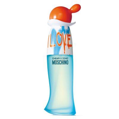 Imagem 1 do produto I love love Moschino - Perfume Feminino - Eau de Toilette - 50ml