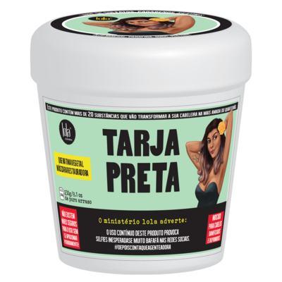 Imagem 1 do produto Lola Cosmetics Tarja Preta Queratina Vegetal - Máscara de Reconstrução - 230g