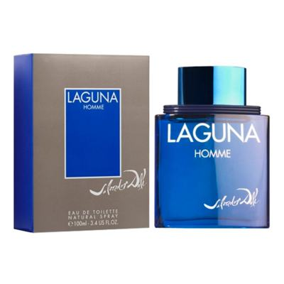 Laguna Homme Salvador Dali - Perfume Masculino - Eau de Toilette - 100ml