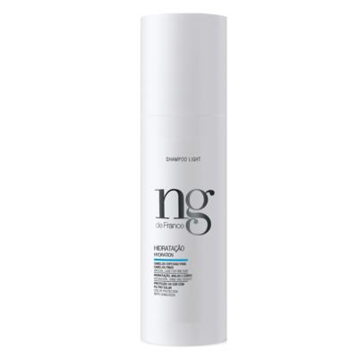 NG de France Light - Shampoo de Hidratação - 250ml