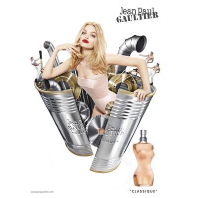 Imagem 5 do produto Classique Jean Paul Gaultier - Perfume Feminino - Eau de Toilette - 50ml