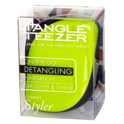Imagem 5 do produto Compact Style Tangle Teezer - Escova para os Cabelos - Neon Yellow