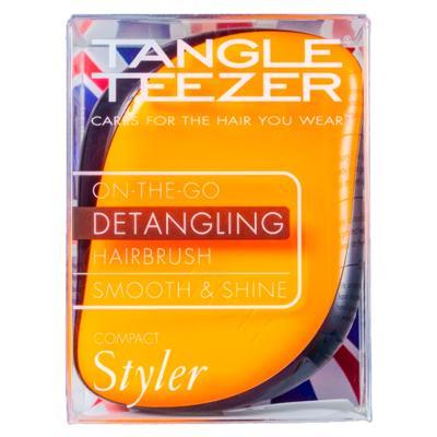 Imagem 4 do produto Compact Style Tangle Teezer - Escova para os Cabelos - Neon Orange