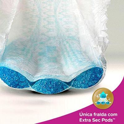 Imagem 5 do produto Kit 3 Fraldas Pampers Premium Care Mega G 120 Unidades