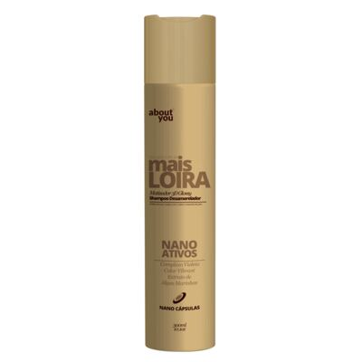 About You Mais Loira - Shampoo Desamarelador - 300ml