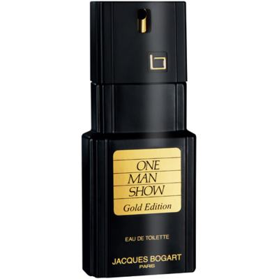 Imagem 1 do produto One Man Show Gold Jacques Bogart - Perfume Masculino - Eau de Toilette - 100ml