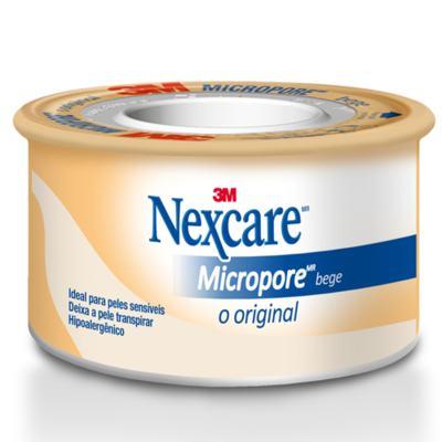 Esparadrapo Micropore - Bege | 50mmx 4.5m
