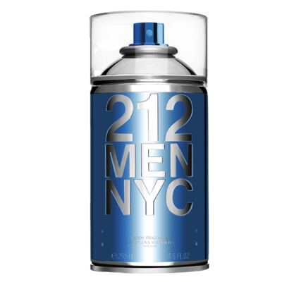 Imagem 1 do produto 212 Men NYC Seductive Carolina Herrera Body Spray - 250ml