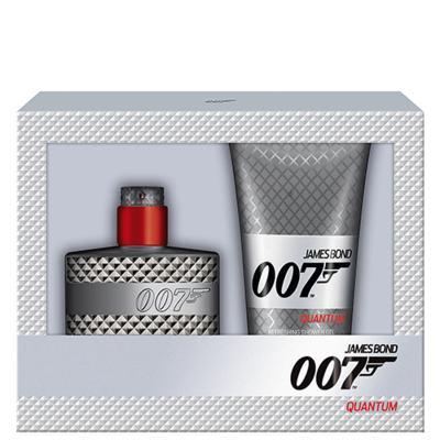 Imagem 1 do produto 007 Quantum James Bond - Masculino - Eau de Toilette - Perfume + Gel de Banho - Kit