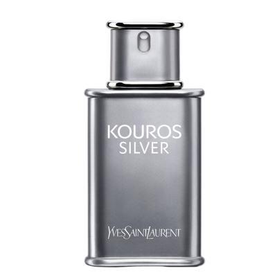 Imagem 2 do produto Kouros Silver Yves Saint Laurent - Perfume Masculino - Eau de Toilette - 50ml