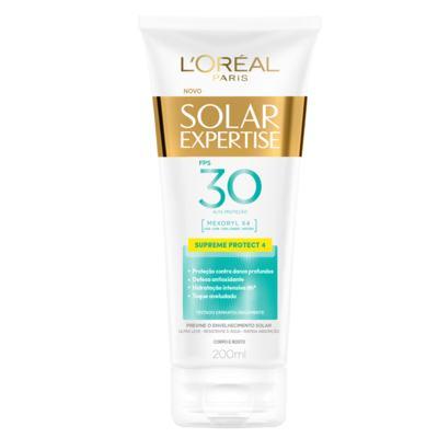 Protetor Solar Expertise Creme Supreme Protect 4 - Fps30 | 200ml