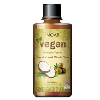 Inoar Vegan - Shampoo - 500ml