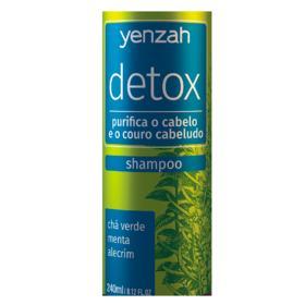 Yenzah Detox - Shampoo - 240ml