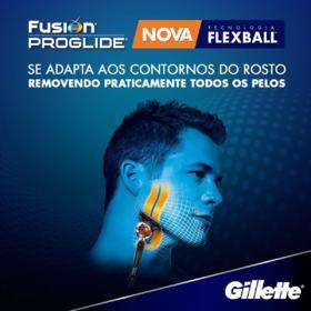 Carga Para Aparelho de Barbear Gillette - Fusion Proglide | 4 unidades