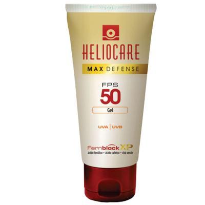 Heliocare Max Defense Gel FPS 50 Heliocare - Protetor Solar - Translucido