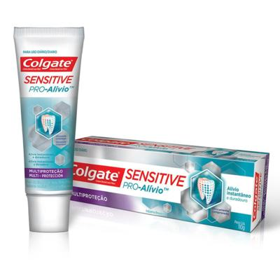 Creme Dental Colgate Sensitive Pro-Alívio Multiproteção 110g