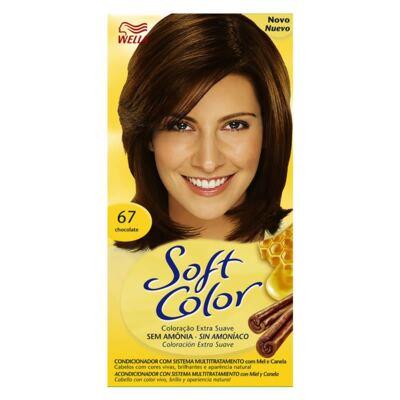 Imagem 1 do produto Tintura Soft Color Chocolate 67