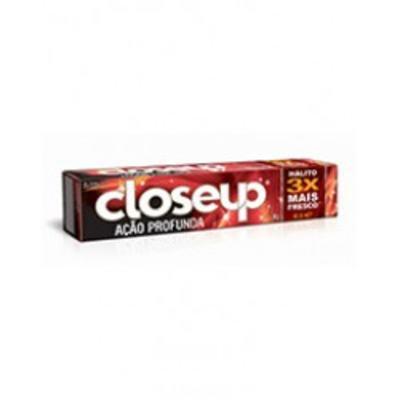 Gel Dental Closeup Ação Profunda Red Hot 90g