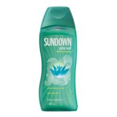 Imagem 1 do produto Pós Sol Sundown em Gel 130g