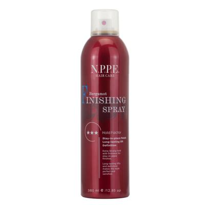 N.P.P.E. Bergamot Finishing - Spray Fixador - 380ml