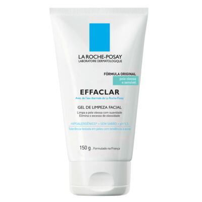 Gel de Limpeza Facial La Roche-Posay Effaclar 150g