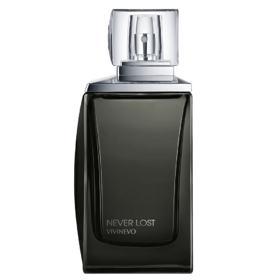 Never Lost Black For Men Vivinevo - Perfume Masculino - Eau de Toilette - 100ml