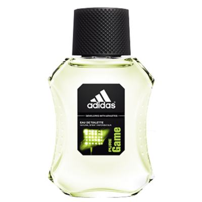 Pure Game Adidas - Perfume Masculino - Eau de Toilette - 50ml