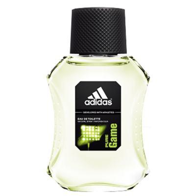 Imagem 1 do produto Pure Game Adidas - Perfume Masculino - Eau de Toilette - 50ml