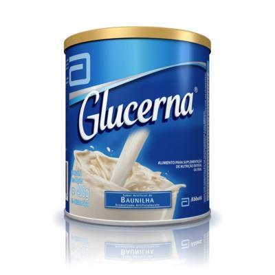 Imagem 1 do produto Complemento Alimentar Glucerna Baunilha 400g