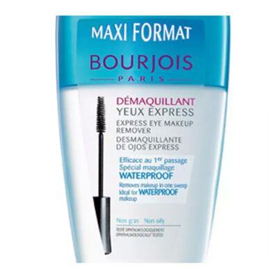 Imagem 2 do produto Démaquillant Yeux Express Bourjois - Demaquilante - 200ml