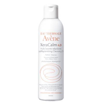 Óleo de Limpeza Relipidante XeraCalm A.D Avène -  Limpeza Facial para Pele Seca - 100ml