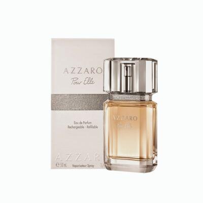 Imagem 1 do produto Azzaro Pour Elle de Azzaro Eau de Parfum - 50 ml