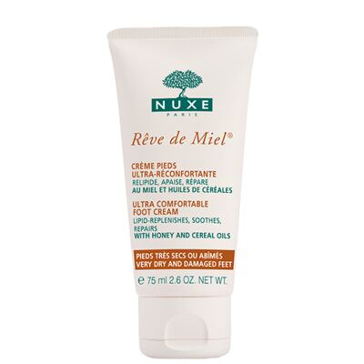 Imagem 1 do produto Hidratante para Pés Nuxe Paris Rêve de Miel Ultra-Confortable Foot Cream - 75ml