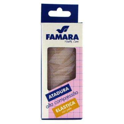 Imagem 1 do produto Atadura Elástica Media Compressão Famara - 10CM X 1,30M