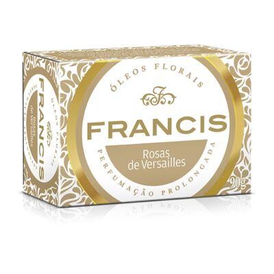 Sabonete Francis Branco 90g