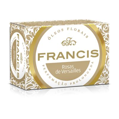 Imagem 1 do produto Sabonete Francis Branco 90g