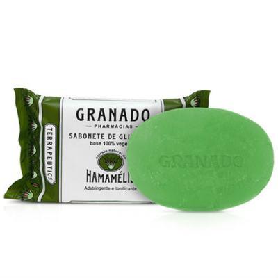 Imagem 1 do produto Sabonete Glicerina Granado Hamamélis 90g