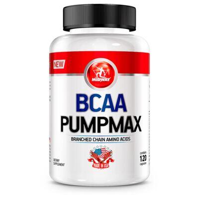 Imagem 1 do produto BCAA Pumpmax Midway 120 cápsulas